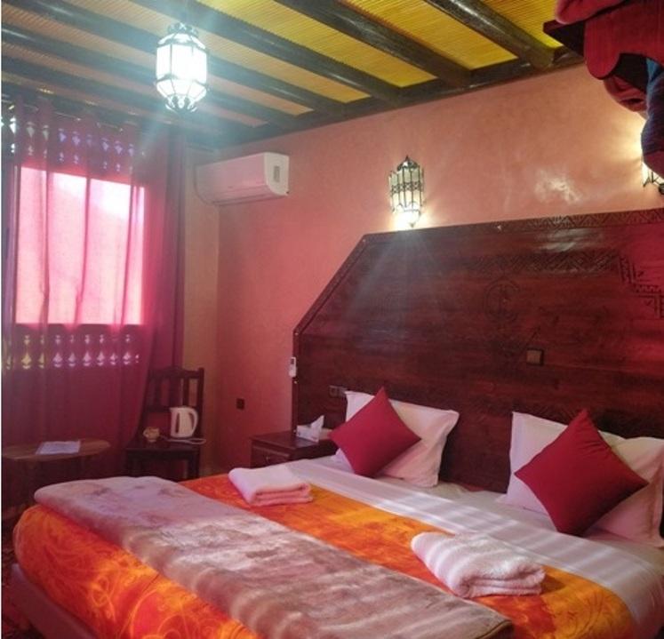 Riad in Imlil room 1