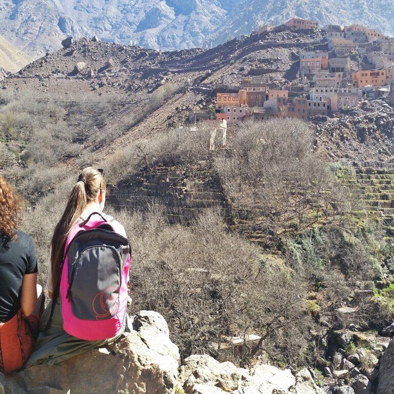 Atlas Mountain - Imlil valley trek
