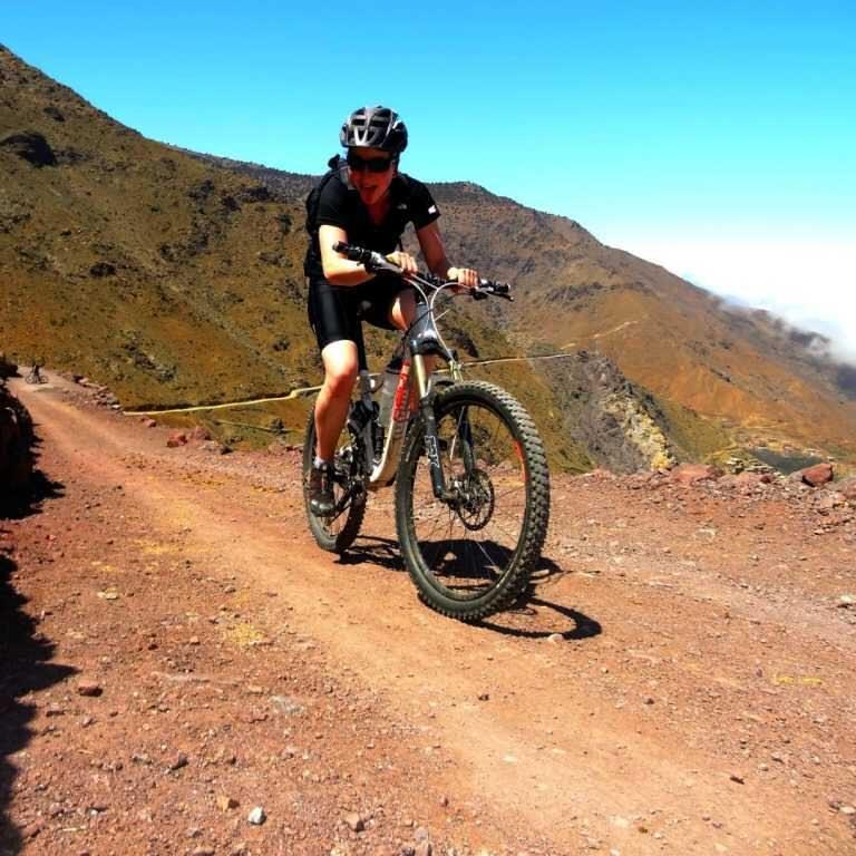 Atlas Mountain MTB Morocco