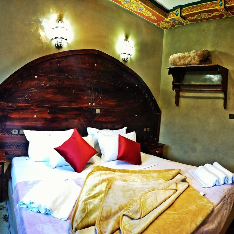 Riad Atlas Imlil - Room 1