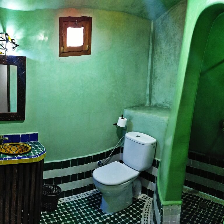 Riad Atlas Imlil - Room 2 -